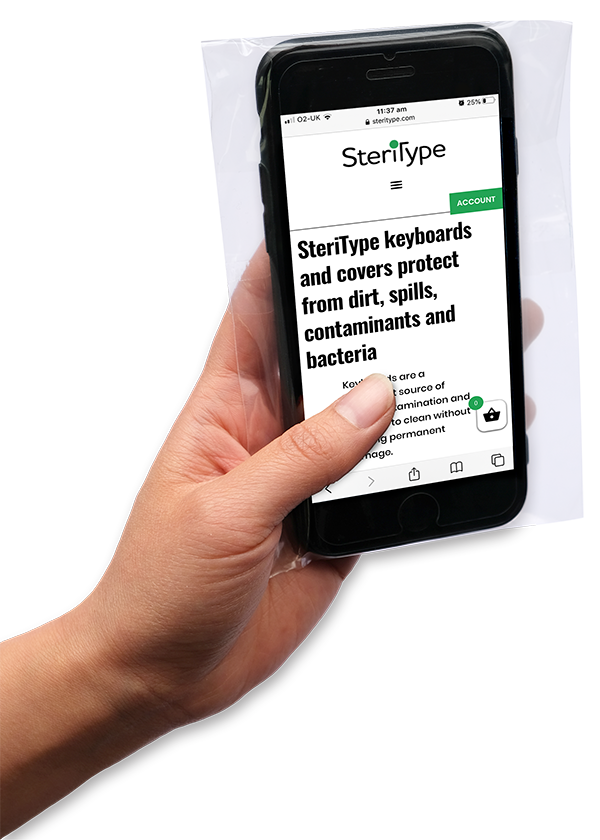 SteriType Phone Sleeve
