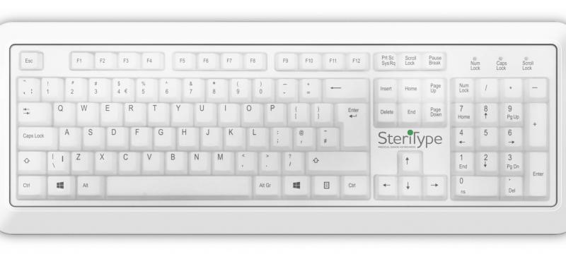 SteriType-Keyboard