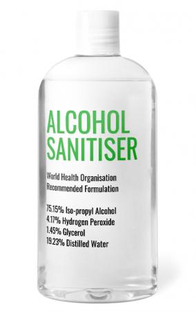 alcohol-sanitiser